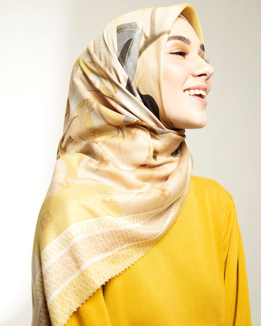 Golden Rush Scarf