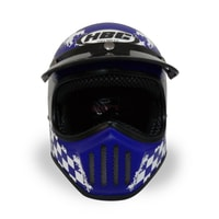 Helm Cakil Fast & Easy Blue 2