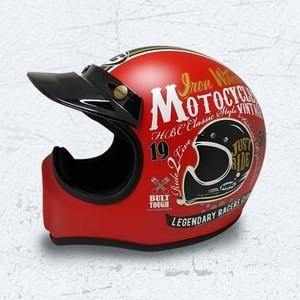 Helm Cakil Just Ride