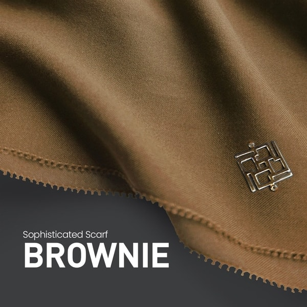 Sophisticated Fringe Brownie