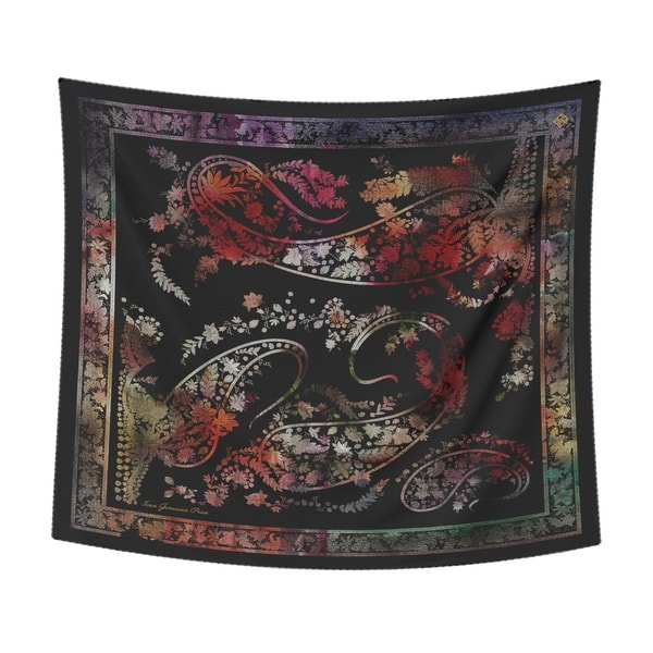 Deep In Paisley Scarf