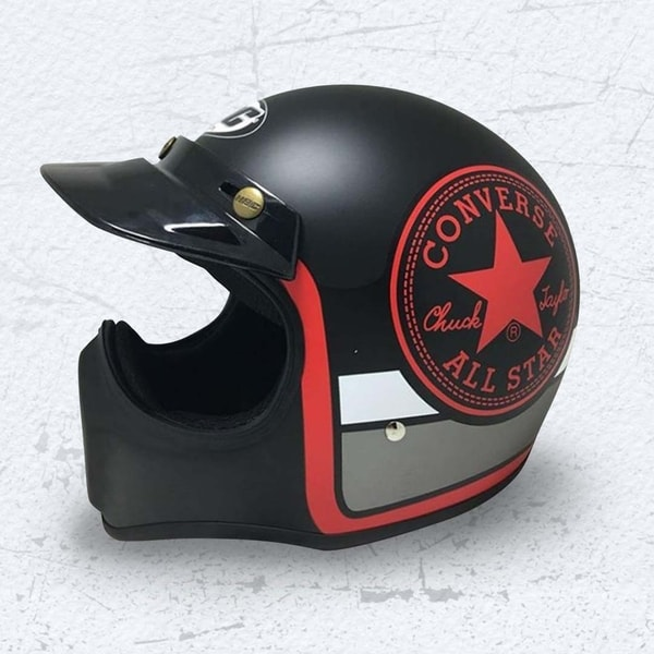 Helm Cakil Converse