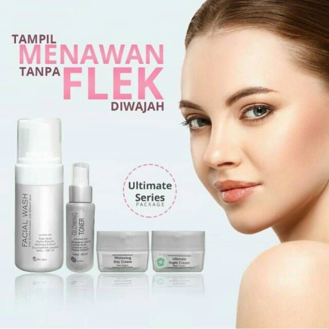 Paket ms glow ultimate dari www.ms-glow.store