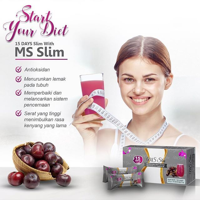 MS Slim Black Plum